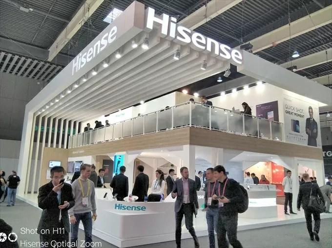 Hisense MWC2018