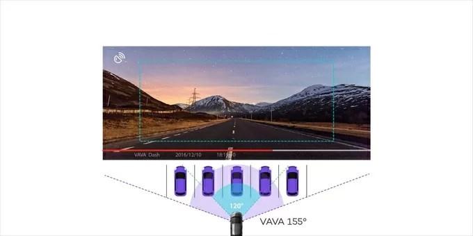 VAVA DASHCAM VA-CD001 (ドライブレコーダー)