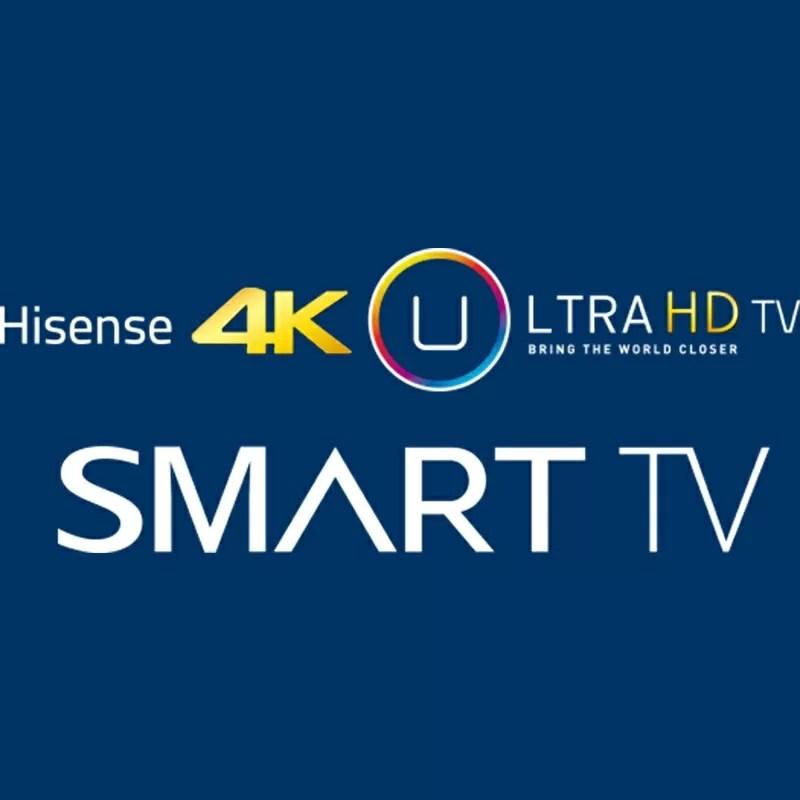 ハイセンスジャパン 4KHDRスマートテレビ A6500シリーズ