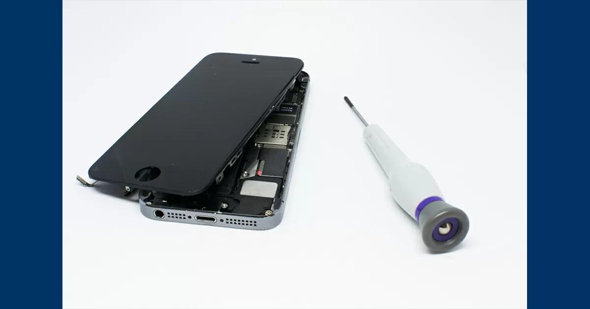 iPhone 修理 画像