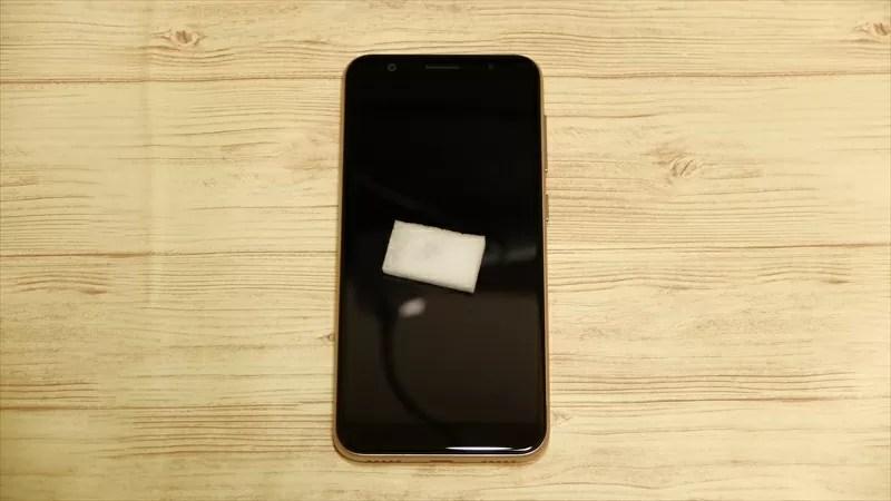 保護フィルムから液晶コーティングへ最新の液晶保護技術『Pros nano Paint』実機レビュー