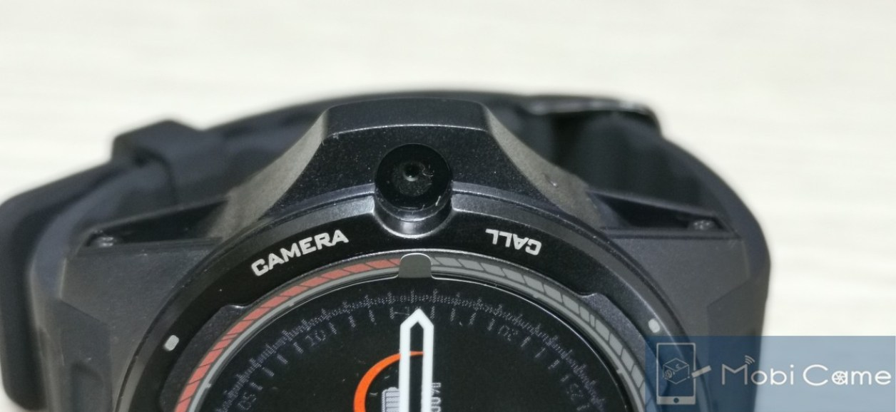 ZeblazeのフラグシップスマートウォッチTHOR5のカメラ