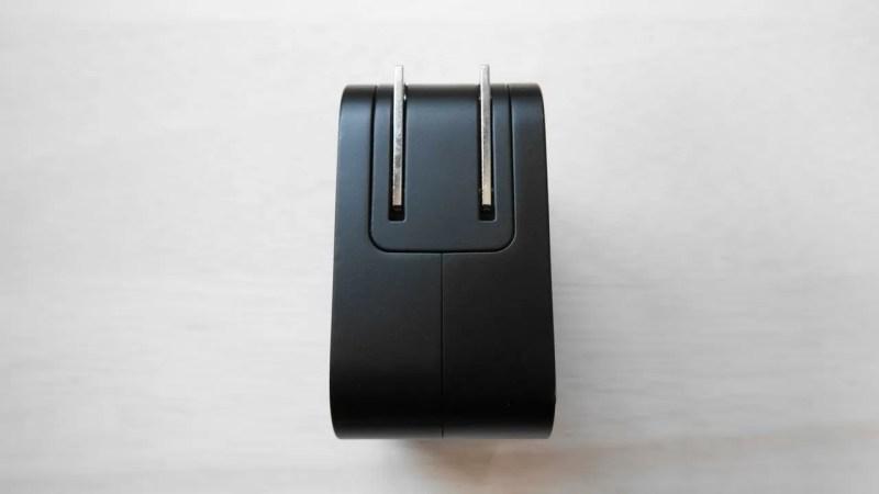 RAVPower『RP-PC133』 の電源プラグ側