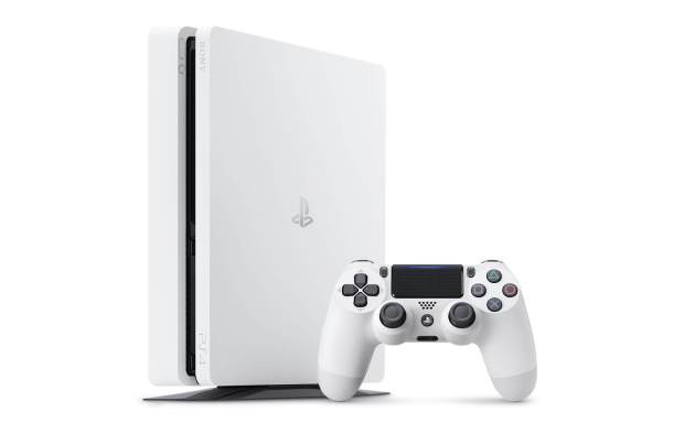 Sony Play Station 4 Slim White