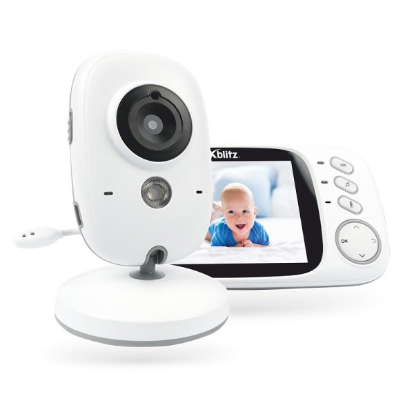 Pametna otroška varuška XBLITZ Baby Monitor KINDER