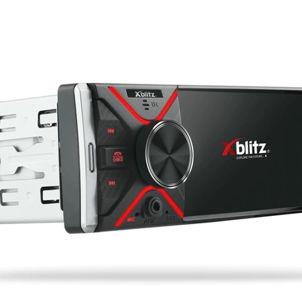 Avtoradio FM XBLITZ RF400 + vzrvatna kamera