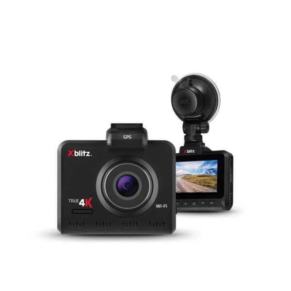 Avto-kamera XBLITZ True 4K