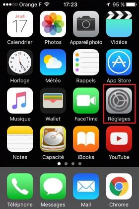 Guide de dépannage dans le cas ou votre iPhone 6S plus vous affiche aucun service et que vous ne pouvez plus ni émettre ni recevoir les appels.
