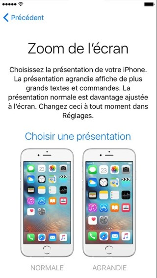 activation iphone etape 9 zoom