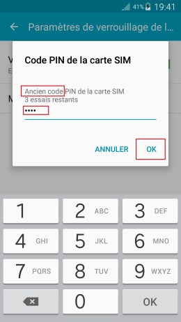 contact code pin ecran verrouillage Acer android 4.2 code pin ancien