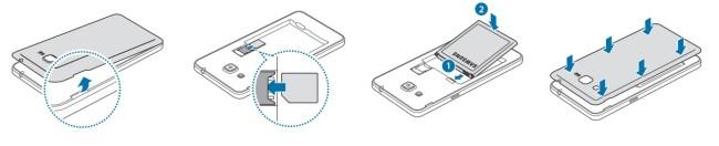 Samsung Galaxy Grand prime SIM