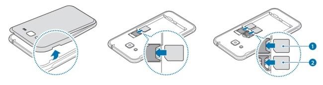 Samsung Galaxy J3 2016 sim