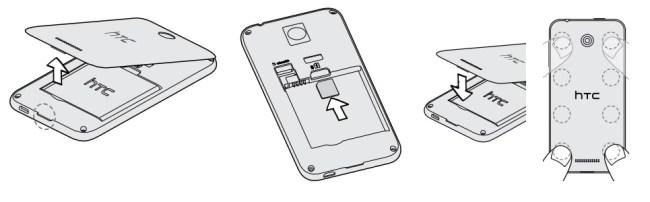 HTC Desire 510-carte-sim