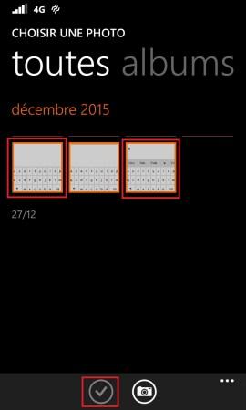 mail Lumia windows 8.1 utilisation email joindre photo