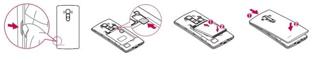 LG G4 carte SIM