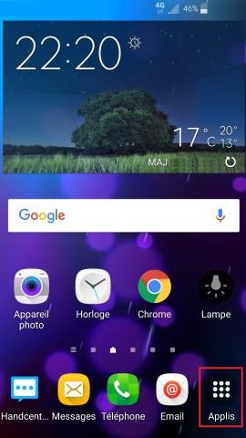 Personnaliser Samsung thème sonnerie fond d'écran-appli-2