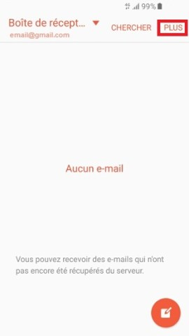 mail Samsung-email plus