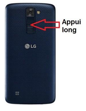 LG K10 alluma