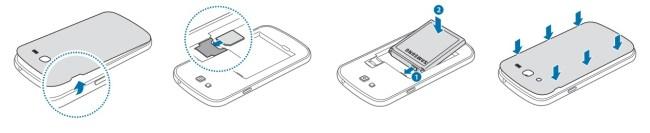Samsung Galaxy grand 2 SIM