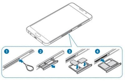 Samsung Galaxy A3 2016 double SIM