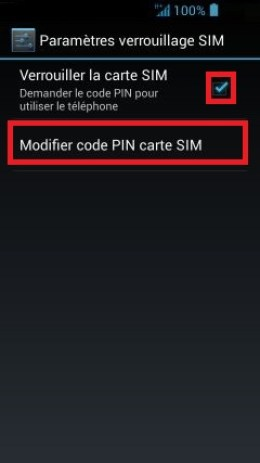 contact code pin ecran verrouillage Acer android 4.2 modifier code PIN