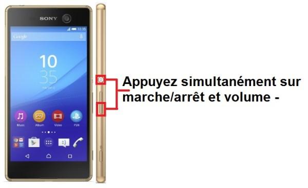 Sony Xperia M5 screenshot