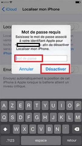 iPhone pour la vente localiser-mon-iphone-3
