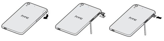 HTC Desire 728-carte-sim