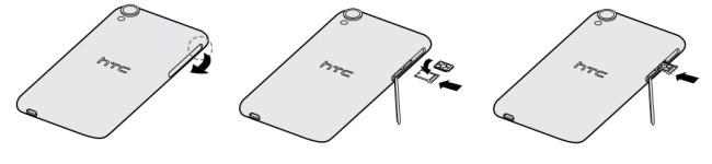 HTC desire 820-carte-sim