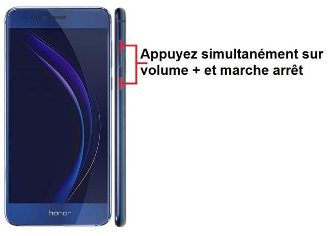 Trucs astuces Huawei Honor 8-video-ecran