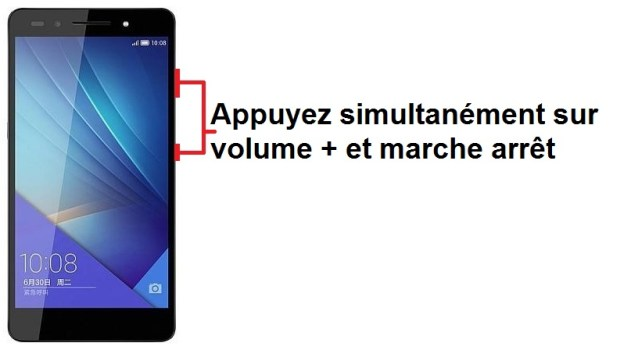 Trucs astuces Huawei Honor 7-video-touche