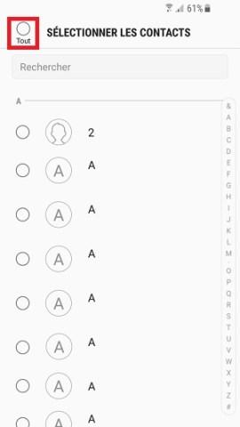 contact code pin ecran verrouillage Samsung (android 7.0) tout