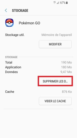 application Samsung android 7 nougat