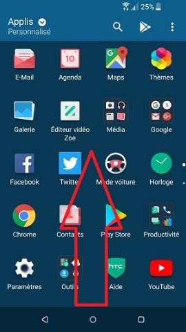 Trucs et astuces HTC télécommande