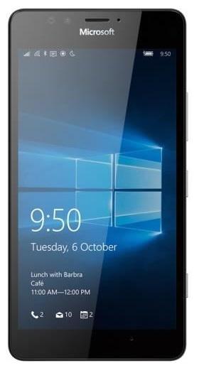 Allumer Lumia 950