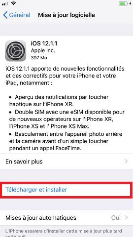 iPhone 6 reini