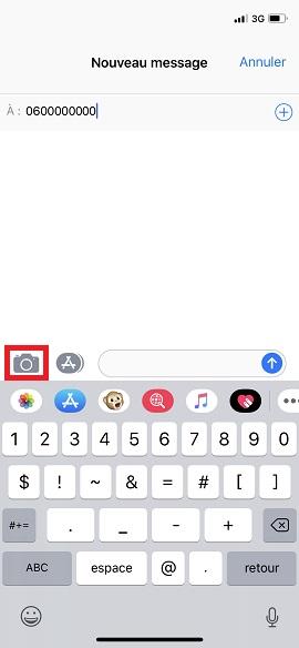 MMS iPhone 6, 6S, Plus, SE messages