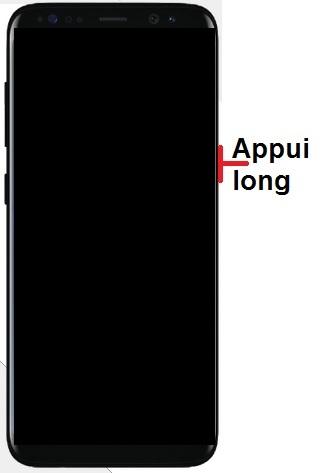 Allumer Samsung S8
