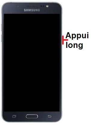 Allumer Samsung J7 2016