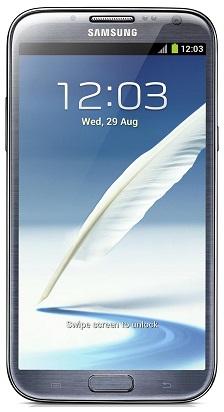 Allumer Samsung Note 2