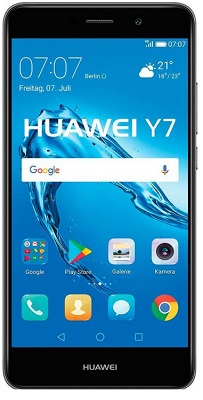 Allumer Huawei Y7