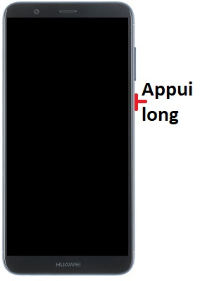 Allumer Huawei P Smart