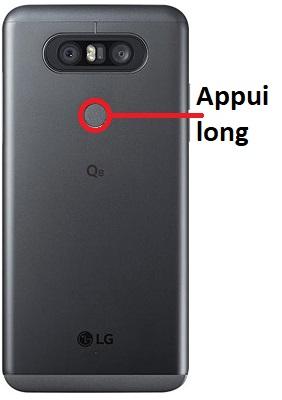 Allumer LG Q8