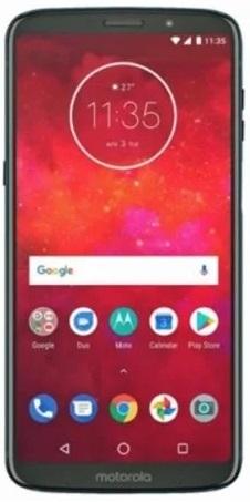 Allumer Motorola Z3 Play