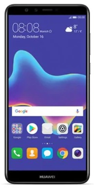 Allumer Huawei Y9 2018