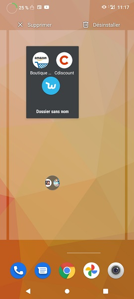 dossiers android
