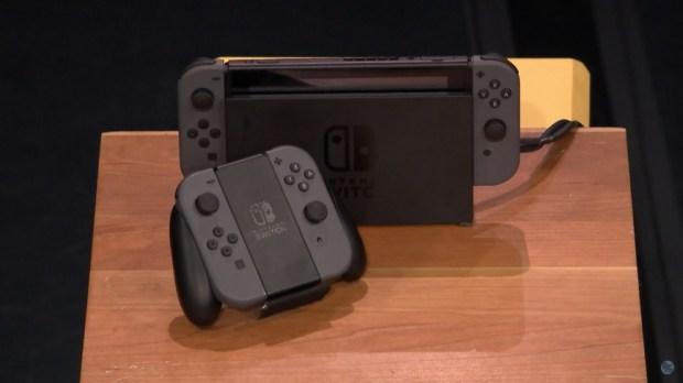 Nintendo Switch будет стоить от 250 долларов