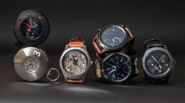Samsung предлагает возродить карманные часы