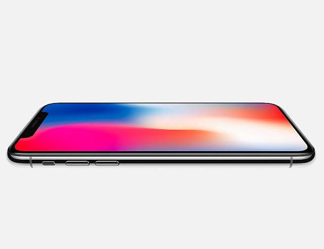 Nästa iPhone X sägs få hög skärmupplösning och ett nytt färgval