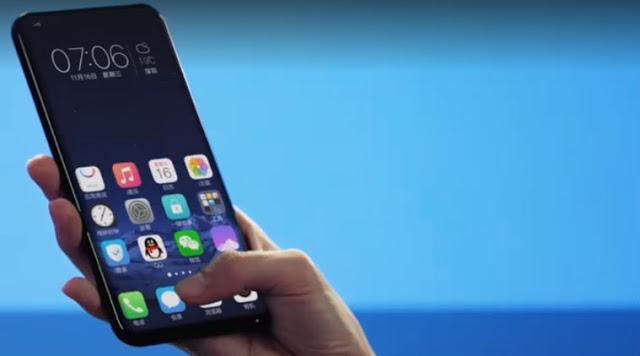 Här är Vivo:s superlyxiga iPhone X-kopia